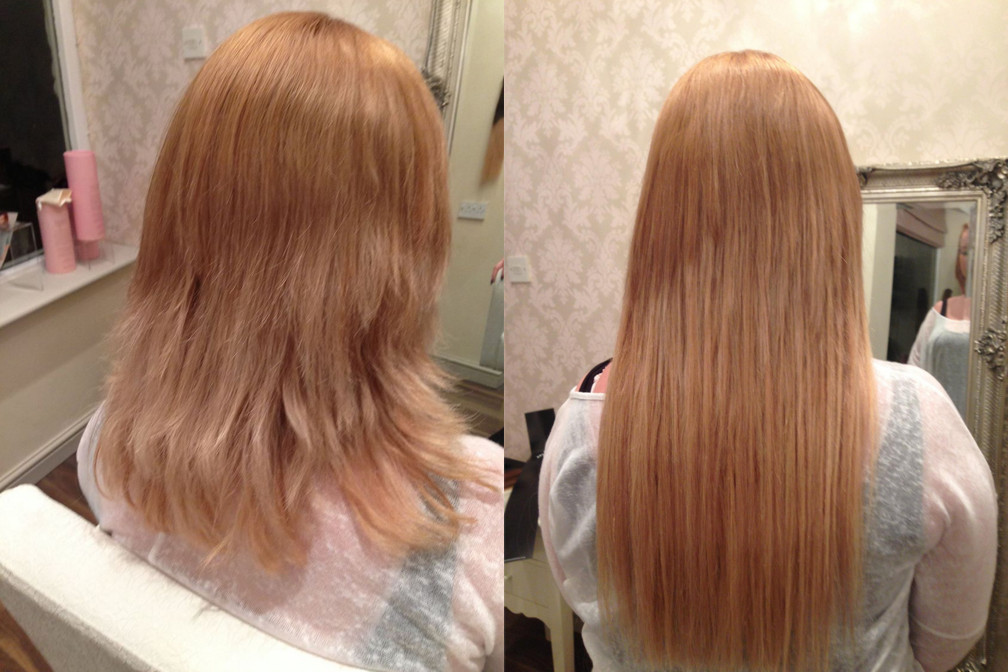Cheap Blonde Hair Extensions Uk Remy Indian Hair